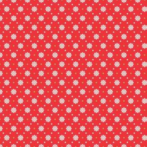 Chick-a-Doodle Floret: Red