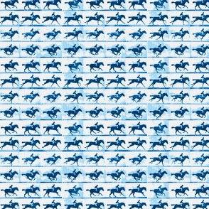 Muybridge Gallop (porcelain)
