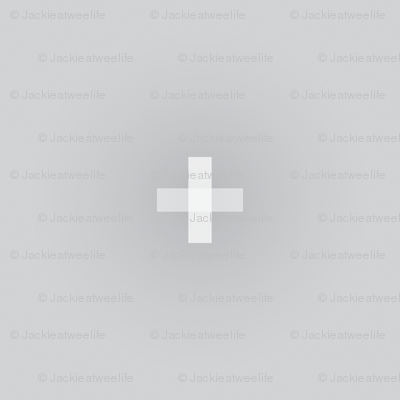 Swiss Cross — White Shadow