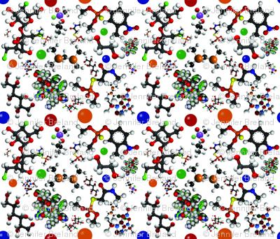 Buncha Molecules