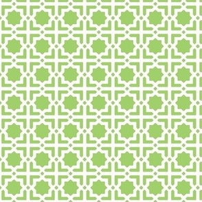 Casablanca green-white-small