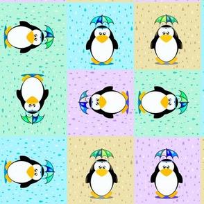 Wellies Penguins