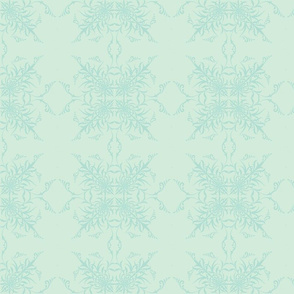 Toile, Baby Blue