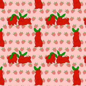 Strawbunnies on Sakura