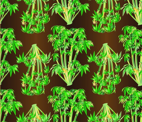Bamboo with Gradient