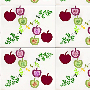 Apple Pop gift wrap