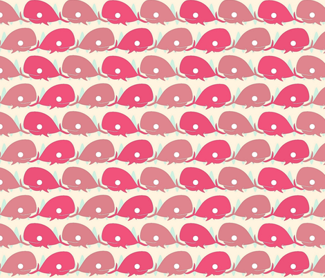 Whales pattern