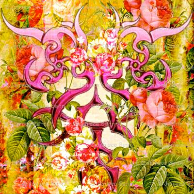 Gothic Rose Garden