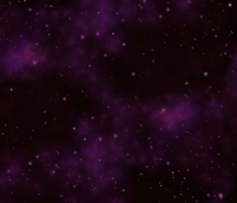 Violet space nebula fabric cellesria spoonflower for Nebula material