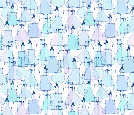 Lab Glass fabric by elramsay on Spoonflower - custom fabric