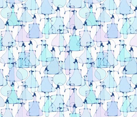 Lab Glass fabric by elramsay on Spoonflower - custom fabric