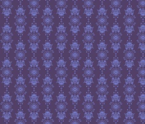 Skull Flower fabric by cellesria on Spoonflower - custom fabric