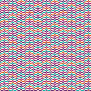 Abstract colorful pattern