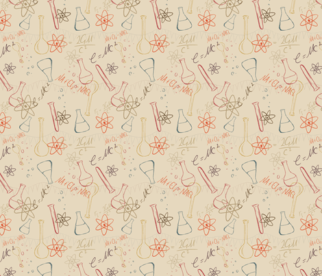 sciencefair2 fabric by emily_s_designs on Spoonflower - custom fabric