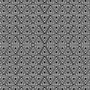 Layered triangles