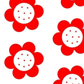 Mod Flower Power Poppy