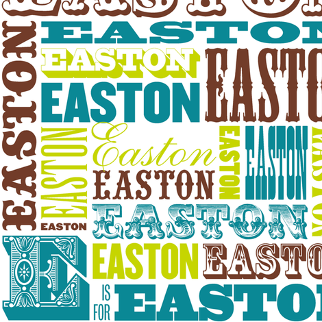 Easton (Custom-4/yd)