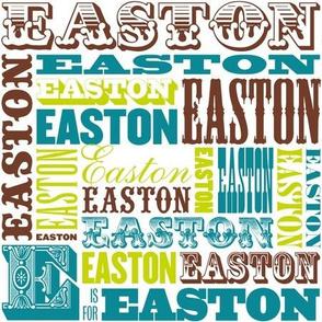 Easton (Custom-4/yd)