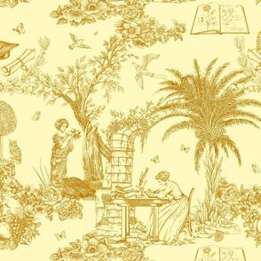 Eva Mameli Calvino - Botanist-gold