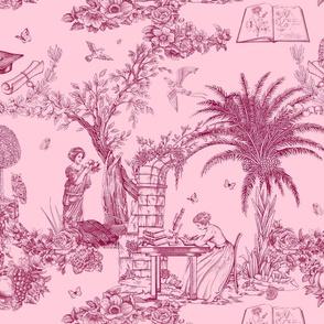 Eva Mameli Calvino - Botanist-pink