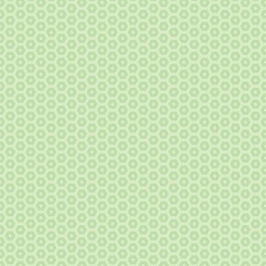 Tinker Hex Nuts: Green