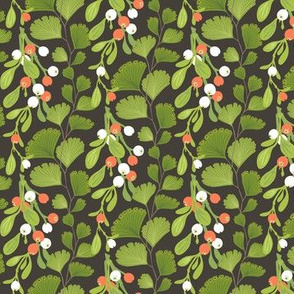 Wildwood: Ferns and Berries