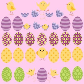 different color way/pattern for Easter is Coming!!
