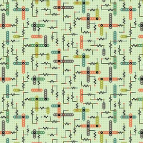 Tinker Circuit Board: Green
