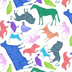 Animalia Multicolor