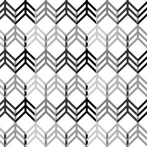 Black & White Arrows