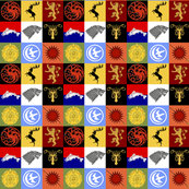 Game of Thrones Sigils (small)