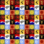 Game of Thrones Sigils (medium)