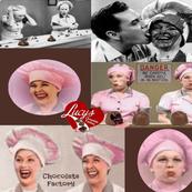 LUCYS CHOCOLATE SQUARES