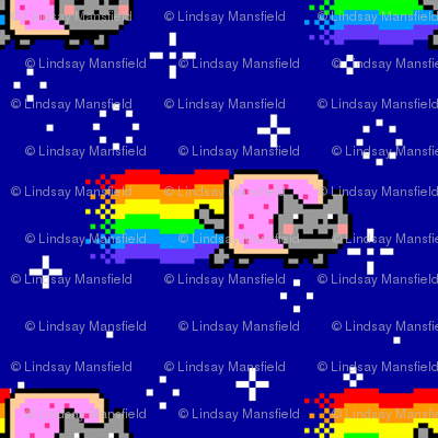 Nyan Cat Re-Pixeled - Rep