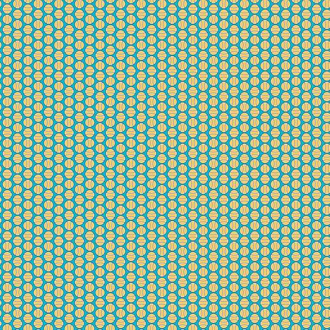 Tennis Balls Set 2 fabric by mag-o on Spoonflower - custom fabric