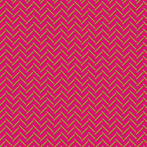 Tennis Chevron Set 1 fabric by mag-o on Spoonflower - custom fabric