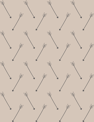 Large print arrows fabric by coramaedesign on Spoonflower - custom fabric