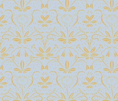 Sunflowers___rococo_gold_on_versailles_fog_shop_preview