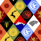 Game of Thrones Sigils Marquee (large)