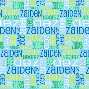 bluesgreenyellowwhiteZaidenZed