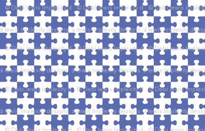 """56"""" Puzzle (2-color)"""