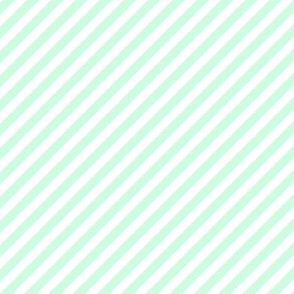 Mint Diagonal
