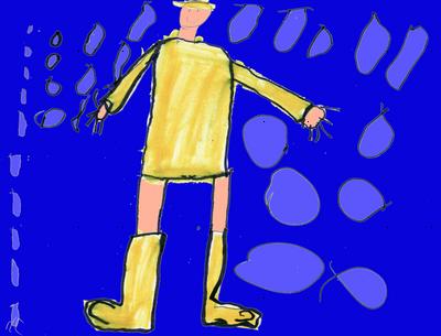Raindrop Boots