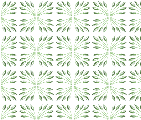 Lily fabric by moose&quill on Spoonflower - custom fabric