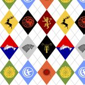 Game of Thrones Argyle