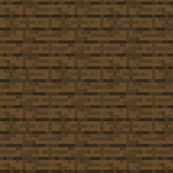 Minecraft - Spruce Planks - Medium