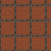 Minecraft Acacia logs - Medium