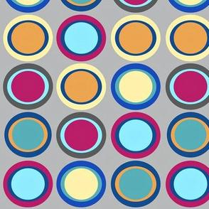 Baby Quilt Dots II