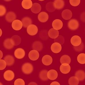 Bokeh Lights - New Year's Gala