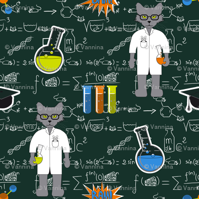 Professor Cat formulae